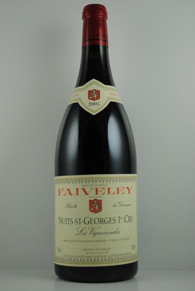 2005 Nuits-St.-Georges 1er Cru Les Vignerondes MAGNUM
